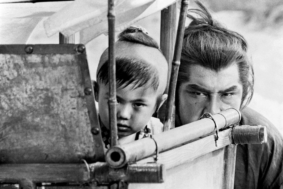 『Lone Wolf and Cub: Baby Cart to hades』
